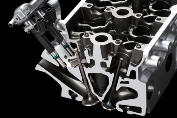 Nissan wprowadza system podwójnych wtryskiwaczy do małych silników