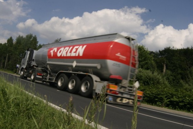 Orlen Transport wyda ponad 500 tys. zł na system GPS