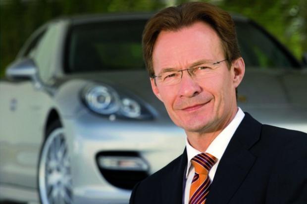 Zmiany we władzach Porsche