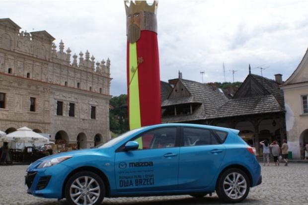 """Mazda oficjalnym partnerem Festiwalu """"Dwa Brzegi"""""""