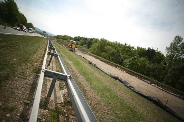 Otwarcie gotowej autostrady czeka na wolne terminy ministrów