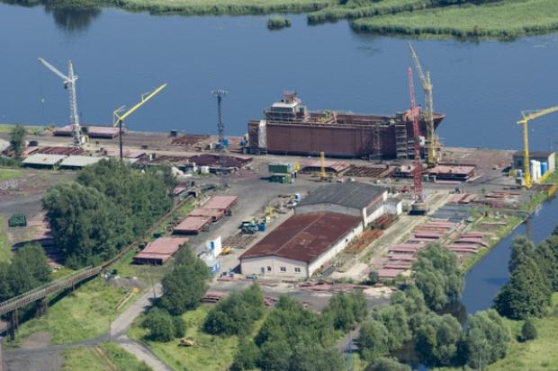 Grad: We wrześniu stocznie w Szczecinie i Gdyni wznowią działalność