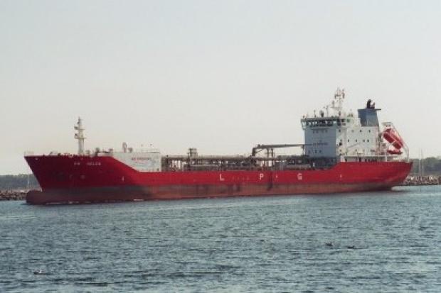 Kolejny gazowiec wpłynie do Szczecina w sierpniu