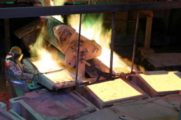 Zakończył się remont pieca zawiesinowego w Hucie Miedzi Głogów II
