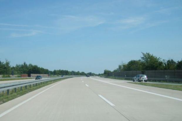 Otwarto odcinek autostrady A-4 Zgorzelec-Krzyżowa