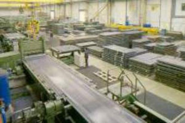 Van Heyghen wybuduje centrum obróbki stali w Stargardzie