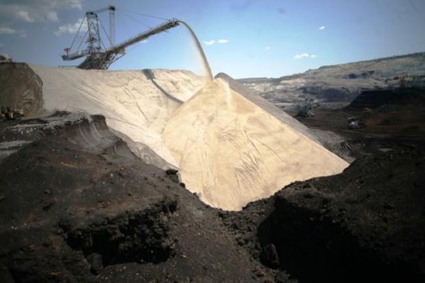 Kopalnia Bełchatów rozpoczęła wydobycie w Polu Szczerców