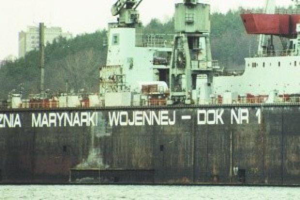 Szef BBN Aleksander Szczygło jest w stoczni Marynarki Wojennej w Gdyni