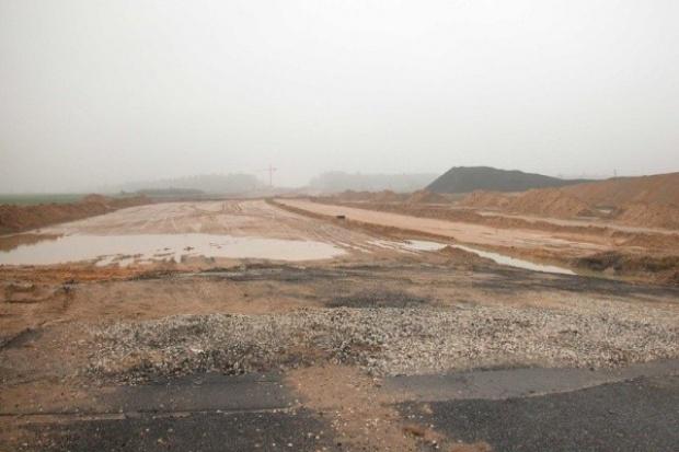 Rozpoczęto budowę autostradowej obwodnicy Mińska Mazowieckiego