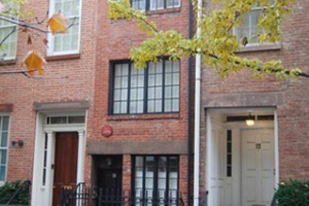 Najwęższy dom w Nowym Jorku kosztuje prawie 8 mln zł