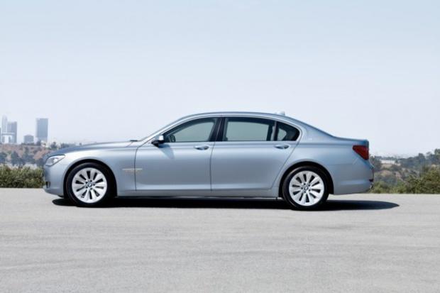 Luksusowa hybryda od BMW