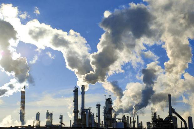 Kryzys pomaga w redukcji emisji gazów
