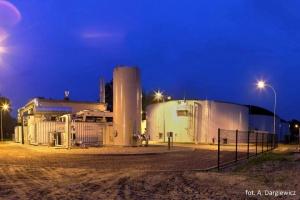 Uruchomiono największą biogazownię w Polsce