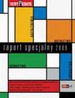 NP Raport Specjalny 2009