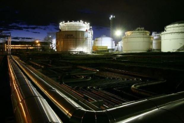 Slovnaft zwiększył sprzedaż paliw