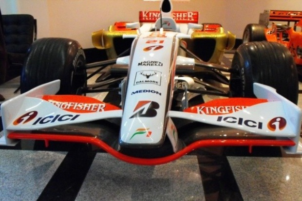 Zmiany w Force India