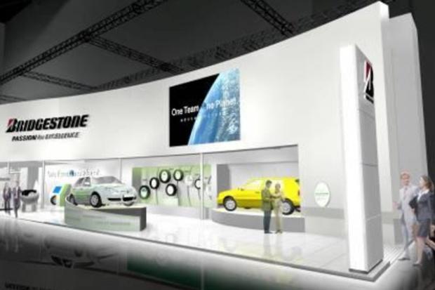Bridgestone gotowy na Frankfurt