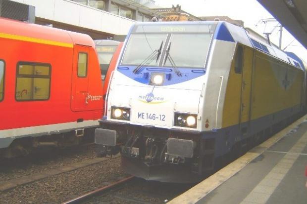 Inauguracja lokomotywy TRAXX w Holandii
