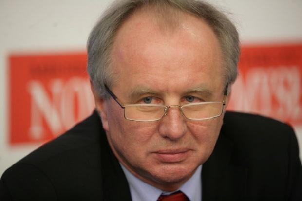 Jerzy Markowski: to od opóźnień płatności rozpoczynały się afery węglowe