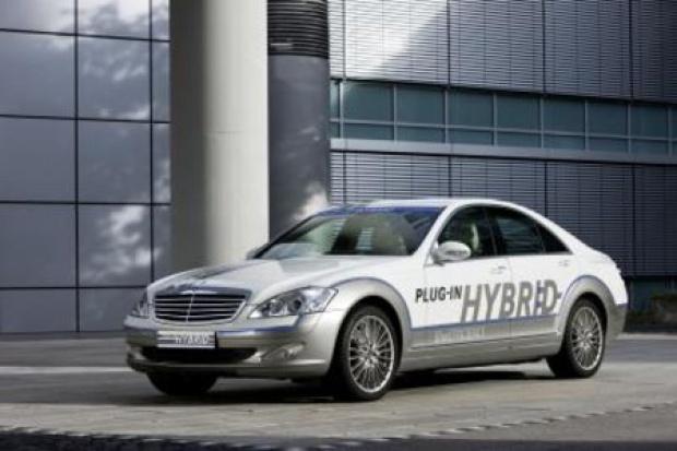 Mercedes może palić mniej niż 4 litry