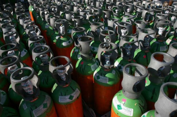 Air Products zwiększa produkcje gazów