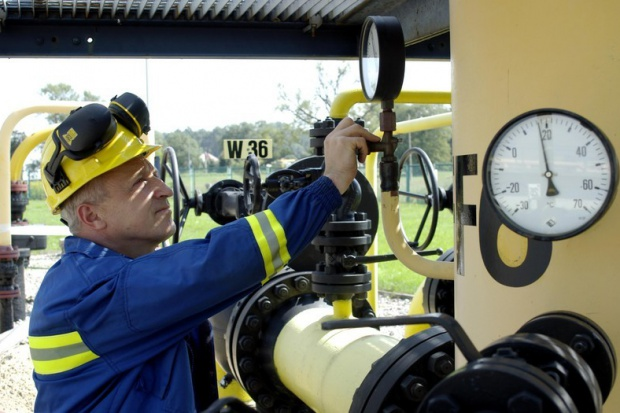 Unia dofinansuje gazociąg Włocławek - Gdynia