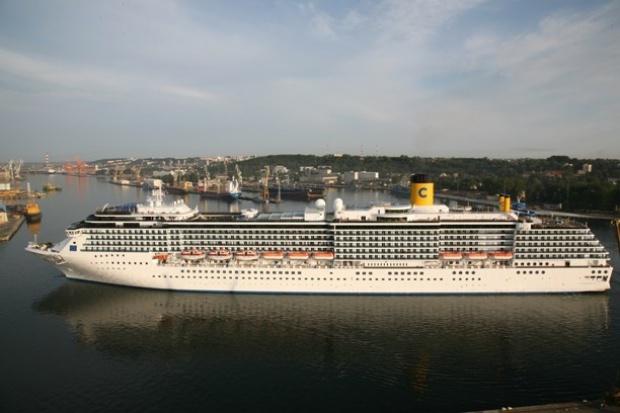 Koniec sezonu wycieczkowców w Porcie Gdynia
