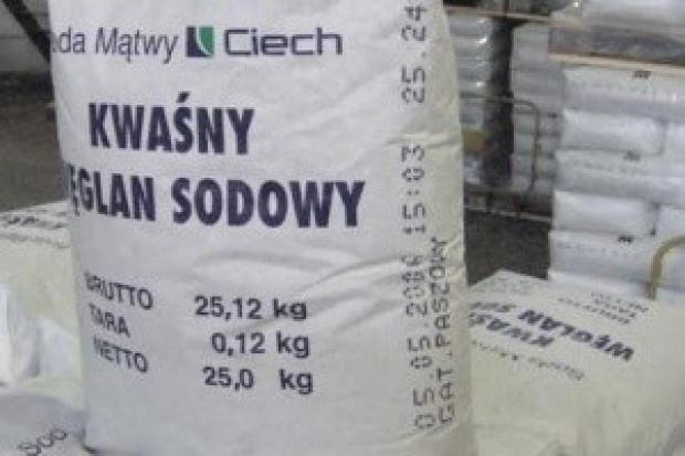 Prezes Ciech: rynek sody ma się dobrze
