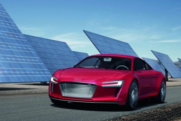 Cztery silniki w jednym Audi