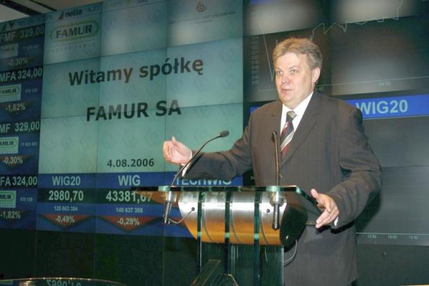 Waldemar Łaski nowym prezesem Famuru
