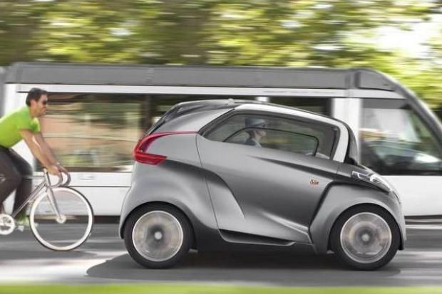 Peugeot też ma elektryczne auto