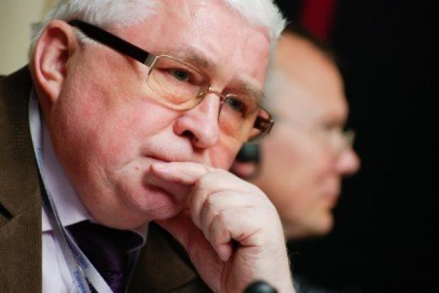 Bernard Błaszczyk, Ministerstwo Środowiska: odpady nas przerastają