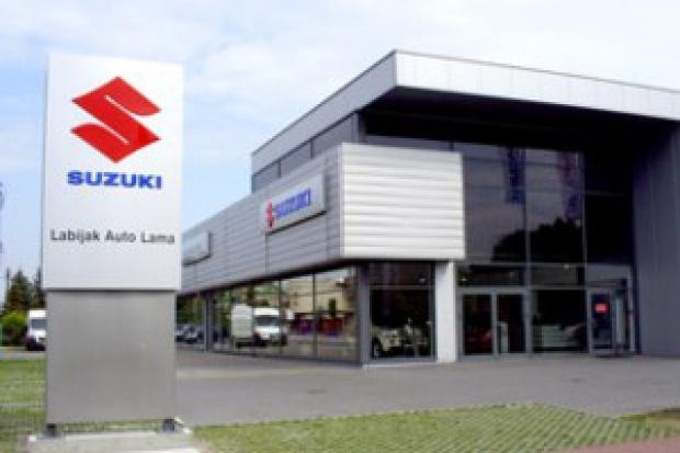 Bogatsza sieć Suzuki w Polsce