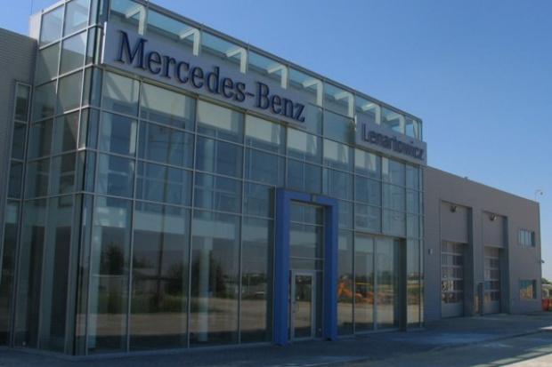 Mercedes-Benz: nowy salon na trudne czasy