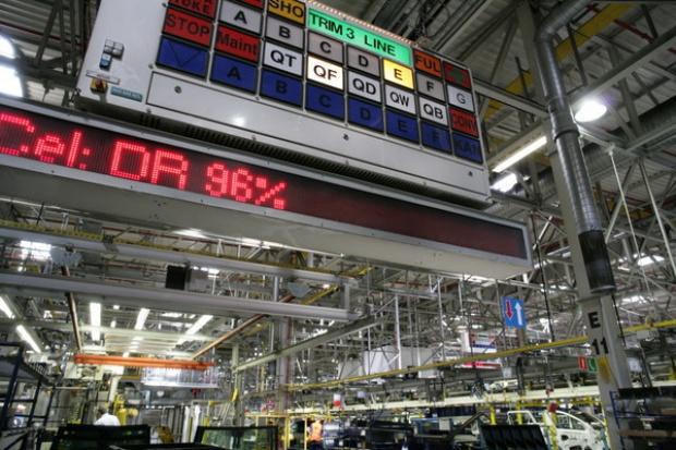 Gliwicka fabryka Opla nie zna planów redukcji zatrudnienia w zakładzie
