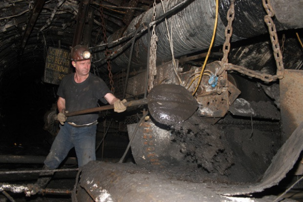 Manewry spółek węglowych w kryzysie