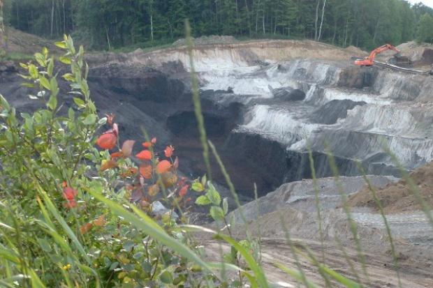 Na Dolnym Śląsku nie chcą kopalni odkrywkowej