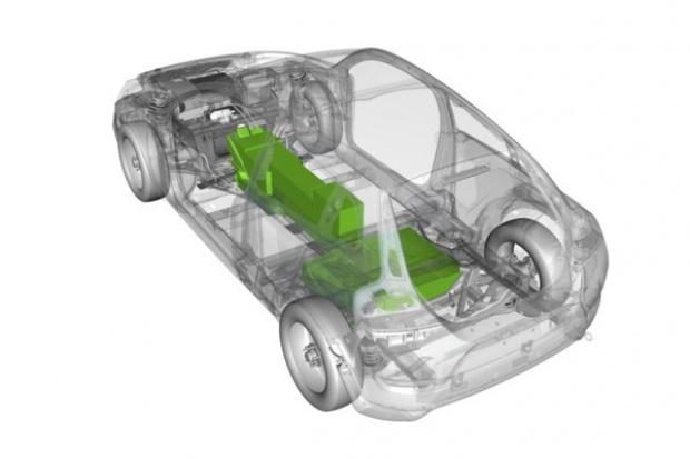 Elektryczna wersja Volvo C30