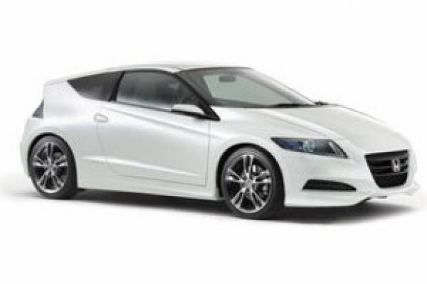 Honda CR-Z ma wersję przedprodukcyjną