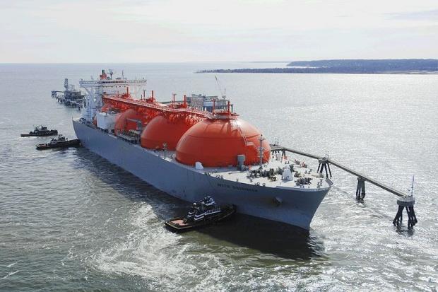 Jednak osiem wniosków w sprawie budowy terminalu LNG