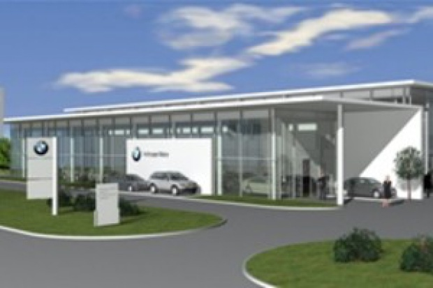 Inchcape Motor otworzył największy salon BMW w Polsce