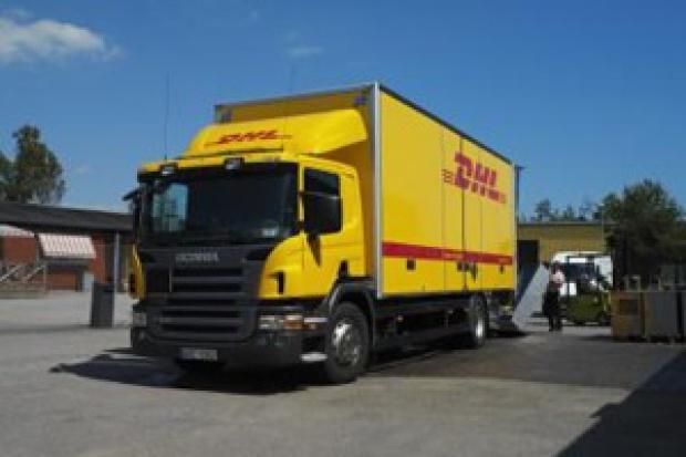 Scania głównym dostawcą DHL w Europie