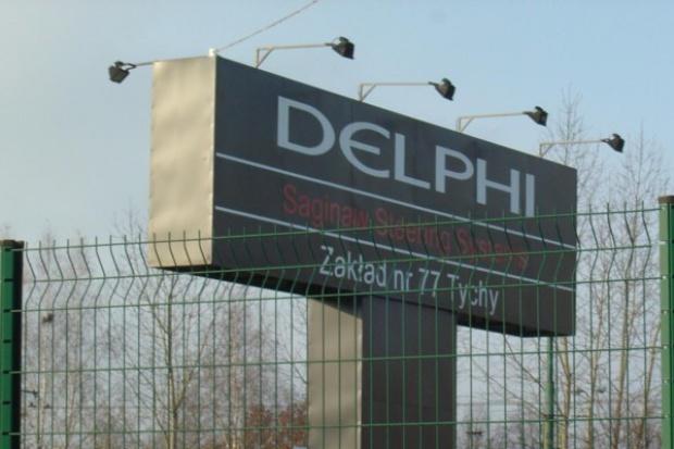 Zakłady Delphi w Gliwicach i Tychach w rękach GM