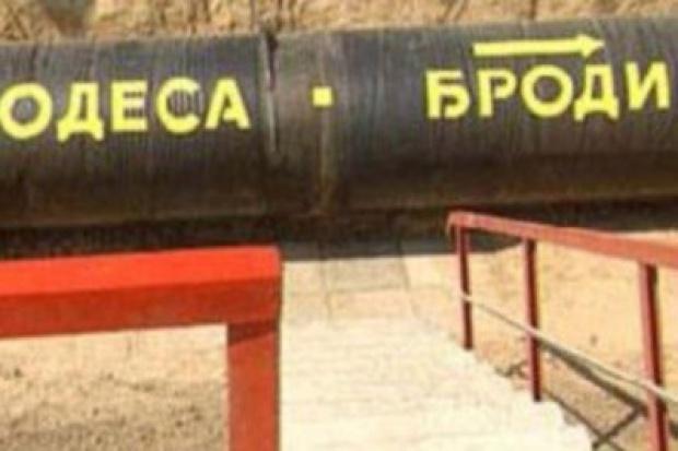 Od 2013/14 r. nawet 40 mln ton ropy rocznie ropociągiem Odessa-Brody