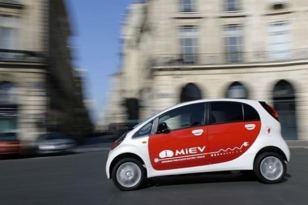 i-MiEV elektrycznym pojazdem roku