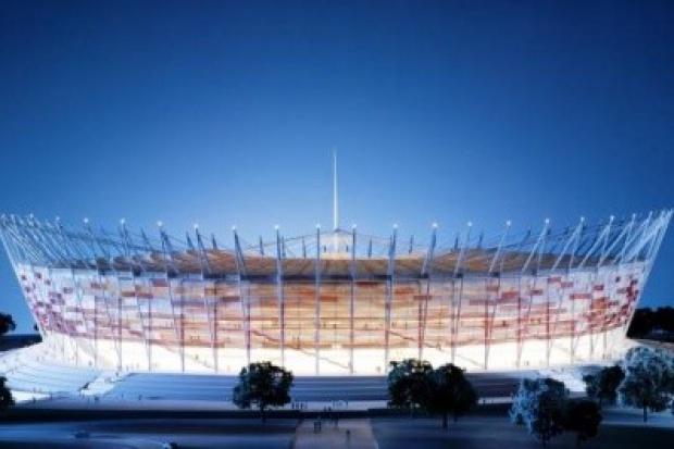 Wmurowano akt erekcyjny na budowie Stadionu Narodowego