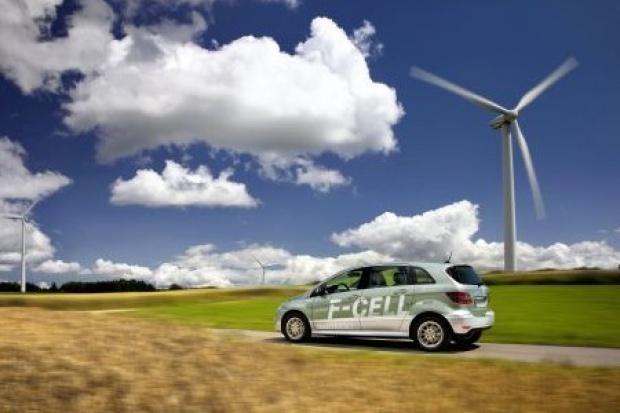 O zmianach klimatu w Mercedesie