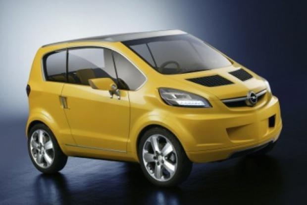 Opel poszuka partnera do produkcji minisamochodu?