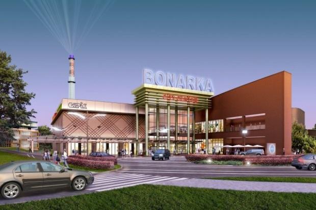 Projekt Bonarka - największa inwestycja w Krakowie