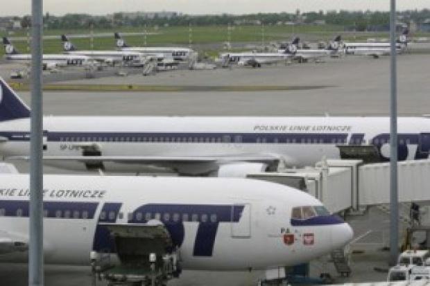 LOT będzie remontował samoloty NATO